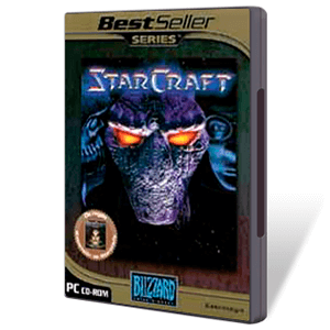 Starcraft + Broodwar Best Seller