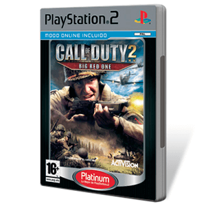 Call of Duty 2 Big Red One Platinum