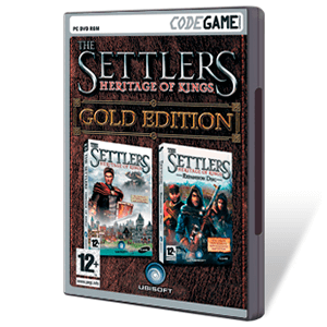 Settlers V Gold Edition Codegame