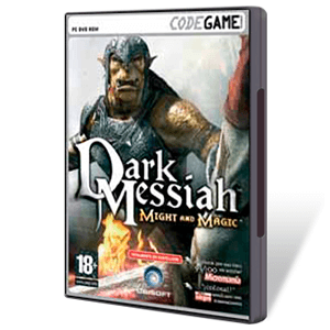 Dark Messiah of Might & Magic Codegame