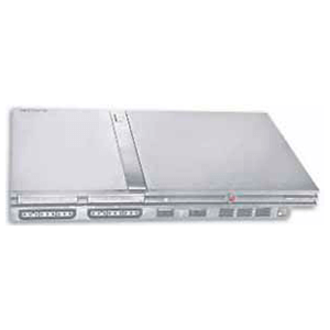 Playstation 2 (Two) Silver