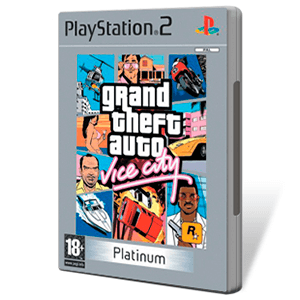 Grand Theft Auto: Vice City (Platinum)