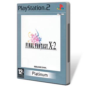 Final Fantasy X-2 (Platinum) -EA-