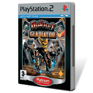 Ratchet: Gladiator (Platinum)