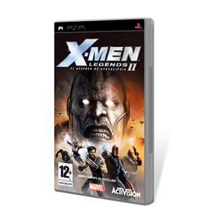 X-Men: Legends 2