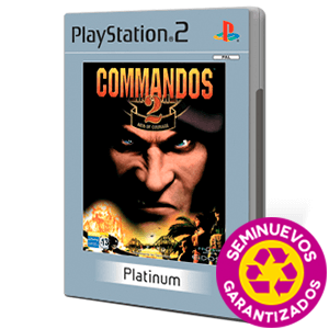 Commandos 2: Men of Courage (Platinum)