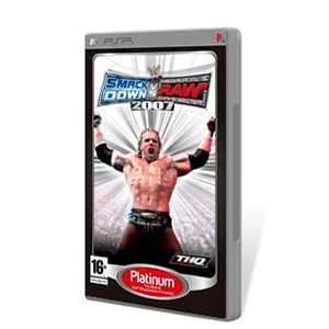 WWE SmackDown! vs Raw 2007 (Platinum)
