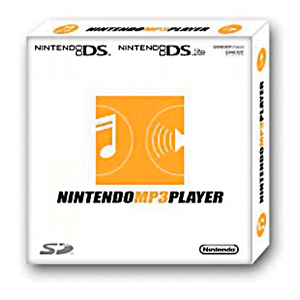 MP3 Player Nintendo