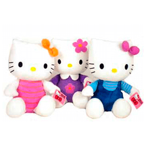 Peluche Hello Kitty 12cm
