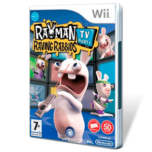 Rayman Raving Rabbids TV