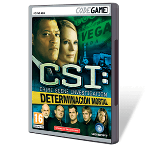 CSI: Determinación Mortal