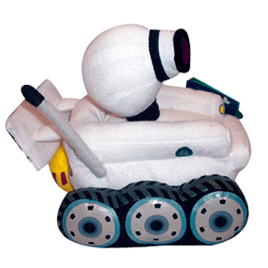 Peluche Planet 51 Rover