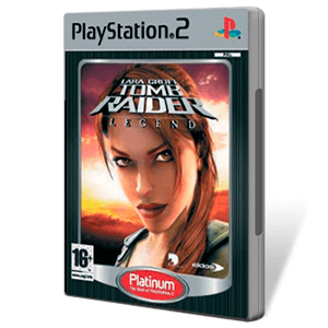 Tomb Raider: Legend (Platinum)