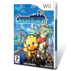 Final Fantasy Fables: Chocobo´s Dungeon