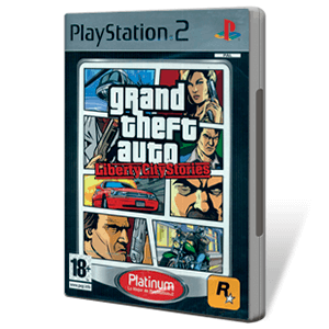 Grand Theft Auto Liberty City Stories (Platinum)