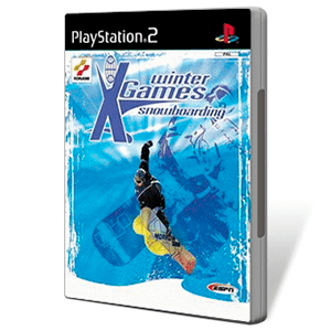 WINTER X GAMES SNOWBOARDING 2