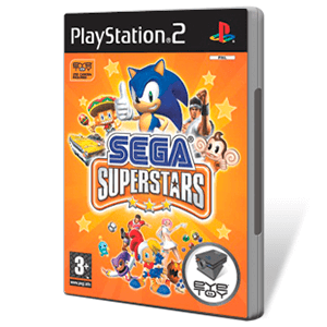 Sega Superstars (Eye Toy)