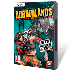 Borderlands: Pack Doble de Expansion