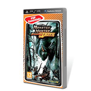Monster Hunter Freedom Unite Essentials