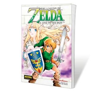 The Legend of Zelda 4: A Link to the Past