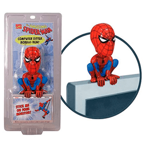 Computer Sitter Spiderman