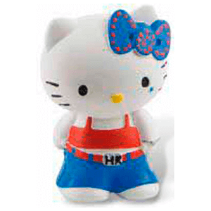 Hello Kitty Tejanos (Expositor)