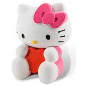Hello Kitty Sentada (Expositor)