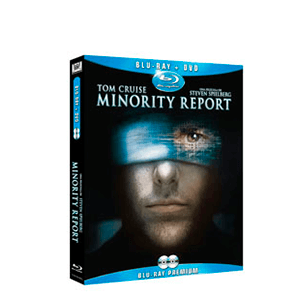Minority Report Bluray + DVD