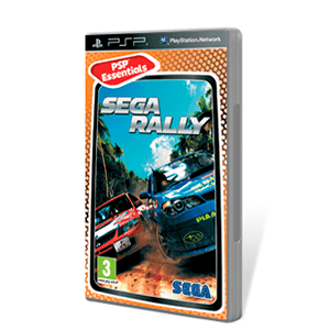 Sega Rally (Essentials)
