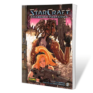 Starcraft: Academia Fantasma (Vol. 2)