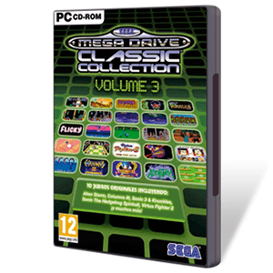 Sega Mega Drive Classic Collection Vol.3