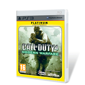 Call of Duty 4: Modern Warfare Platinum