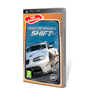 Need for Speed: Shift Essentials