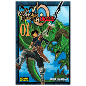 Monster Hunter Orage 1 + Caja