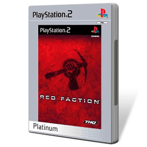 RED FACTION (PLATINUM)