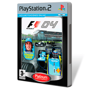 Formula One 04 (Platinum)