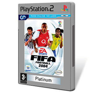 FIFA Football 2004 (Platinum)