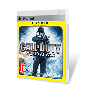 Call of Duty: World at War Platinum