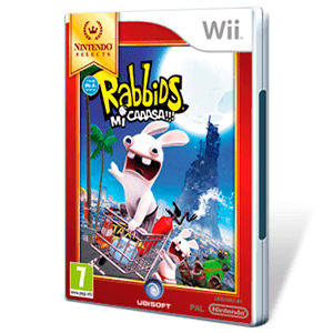 Rabbids Go Home Nintendo Selects