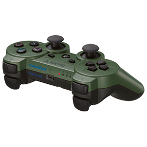Controller Sony Dualshock 3 Jungle Green