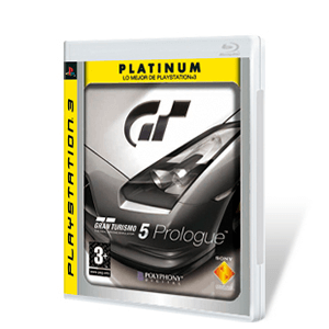 Gran Turismo 5 Prologue Platinum