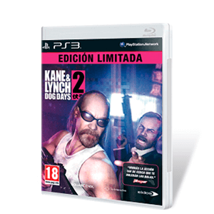 Kane & Lynch 2: Dog Days Edición Limitada
