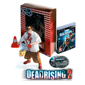 Dead Rising 2 Outbreak Edition Figurine