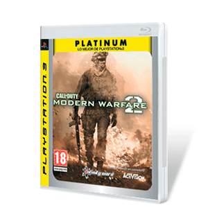 Call of Duty: Modern Warfare 2 Platinum