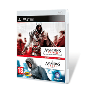 Pack Assassin's Creed + Assassin's Creed II 25 Aniversario