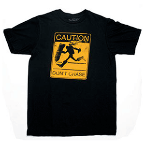 "Camiseta League of Legends ""Don´t Chase"" Talla L"