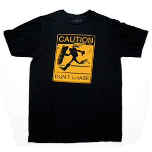 """Camiseta League of Legends """"Don´t Chase"""" Talla XL"""