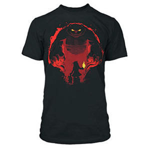 "Camiseta League of Legends ""Tibbers"" Talla M"