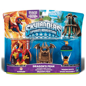 Skylanders Adventure Pack 4: Dragon's Peak