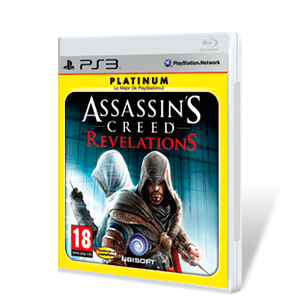 Assassin's Creed: Revelations Platinum